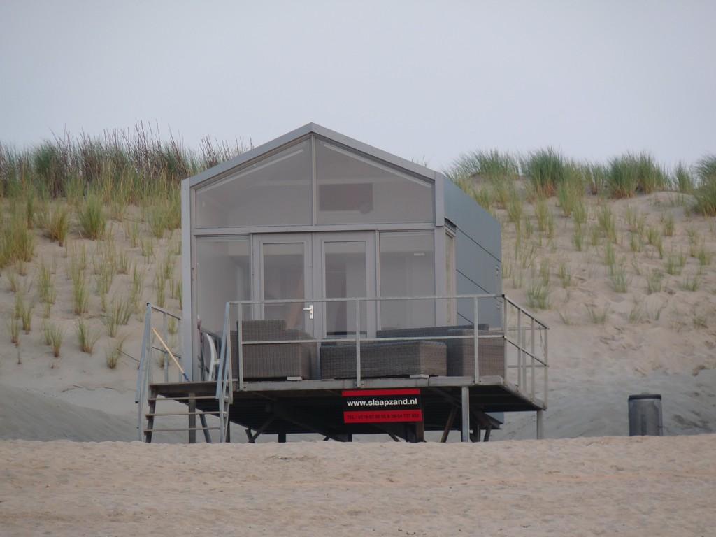 Slapen op strand westkapelle webcam