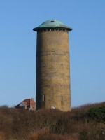 Wasserturm in Domburg
